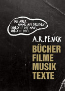 A R Penck Ich Aber Komme Aus Dresden Check It Out Man Check It Out