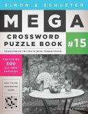 Simon   Schuster Mega Crossword Puzzle Book  15