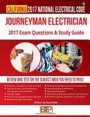 California 2017 Journeyman Electrician Study Guide