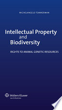 Intellectual Property and Biodiversity