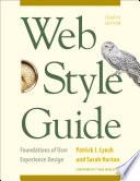 Web Style Guide  4th Edition Book PDF