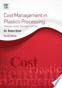 Cost Management in Plastics Processing Book
