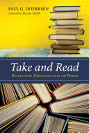 Take and Read: Reflecting Theologically on Books