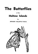 The Butterflies of the Maltese Islands