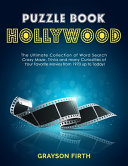 Puzzle Book Hollywood