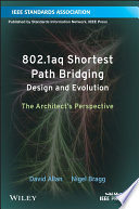 802 1aq Shortest Path Bridging Design and Evolution Book