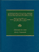 Neurodegenerative Dementias