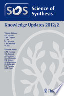 Science of Synthesis Knowledge Updates 2012
