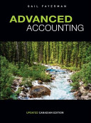 Advanced Accounting  Canadian Edition  Updated Version
