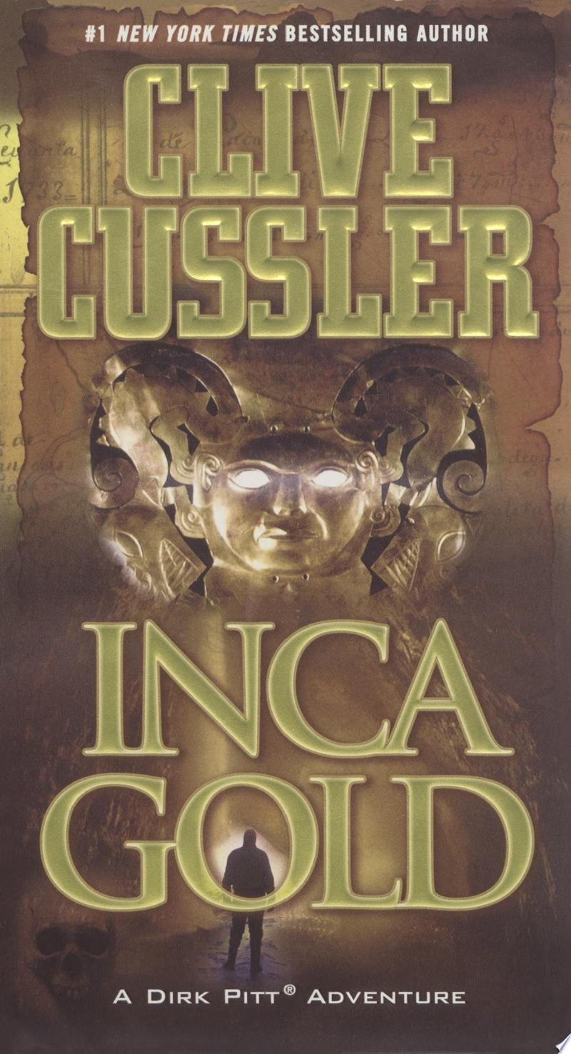 Inca Gold banner backdrop