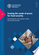 Sowing the seeds of peace for food security Book