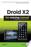 Droid X2 The Missing Manual