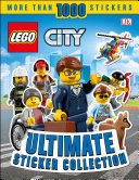Ultimate Sticker Collection  Lego City