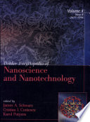 Dekker Encyclopedia of Nanoscience and Nanotechnology Book