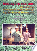 Scaling Up and Out: Achieving Widespread Impact through Agricultural Research