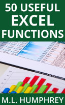 50 Useful Excel Functions
