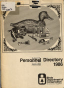 Personnel Directory