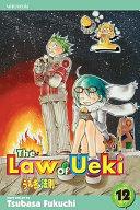 The Law of Ueki  Vol  12