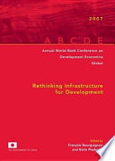 Rethinking Infrastructure for Development