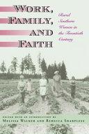 Work  Family  and Faith