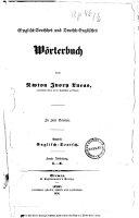 Englisch Deutsches und Deutsch Englisches W  rterbuch0
