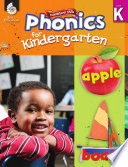 Foundational Skills  Phonics for Kindergarten