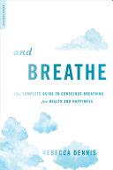 And Breathe Pdf/ePub eBook