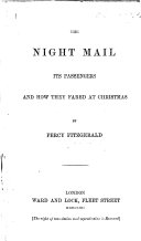 The Night Mail: Its Passengers, and how They Fared at Christmas