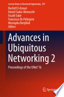 Advances in Ubiquitous Networking 2 Book