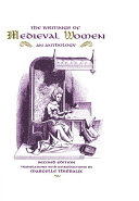 The Writings of Medieval Women  2nd Edition