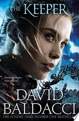 Book cover of 'The Keeper' by David Baldacci