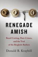 Renegade Amish ebook