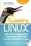 Tweeting Linux