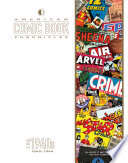 """American Comic Book Chronicles: 1940-1944"" by Kurt Mitchell, Roy Thomas, Keith Dallas"