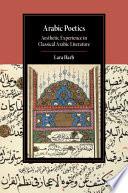 Arabic Poetics