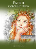 Faerie Coloring Book