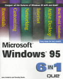 Microsoft Windows 6 in 1
