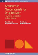Advances in Nanomaterials for Drug Delivery