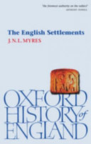 The English Settlements