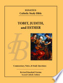 Tobit  Judith  and Esther