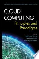 Cloud Computing  : Principles and Paradigms