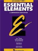 Essential Elements Book PDF