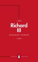 Richard III  Penguin Monarchs