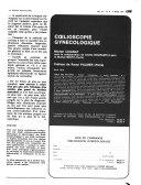 Cahiers médicaux lyonnais