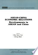 ASEAN China Economic Relations