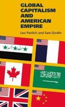Global Capitalism and American Empire Book PDF