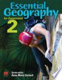 Cover of Essential Geography for Queensland 2