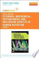 Biochemical, Physiological and Molecular Aspects of Human Nutrition
