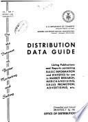 Distribution Data Guide
