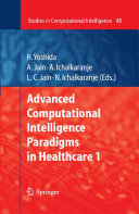 Advanced Computational Intelligence Paradigms in Healthcare   1